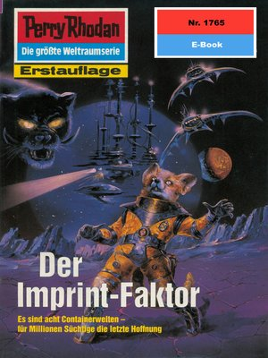 cover image of Perry Rhodan 1765