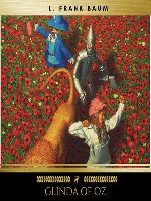 cover image of Glinda of Oz