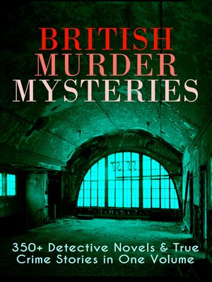 cover image of British Murder Mysteries