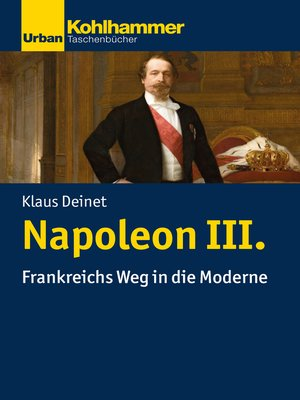 cover image of Napoleon III.