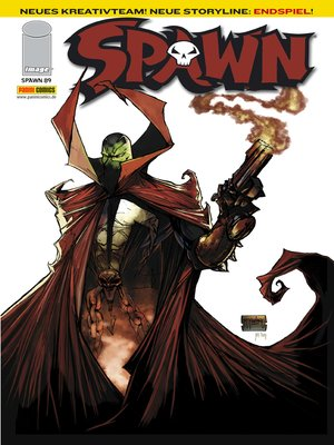 cover image of Spawn, Band 89