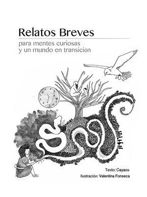 cover image of Relatos breves para mentes curiosas y un mundo en transición