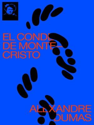 cover image of El conde de Montecristo