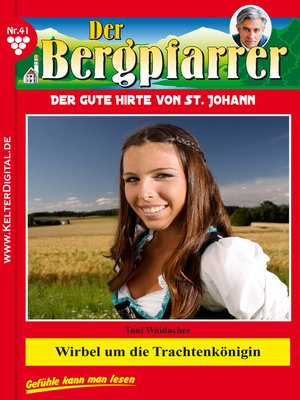 cover image of Der Bergpfarrer 41--Heimatroman
