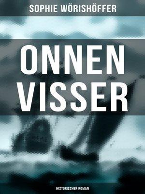 cover image of Onnen Visser (Historischer Roman)