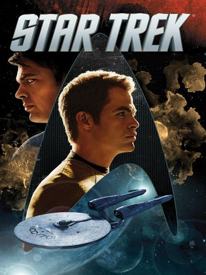 cover image of Star Trek Comicband
