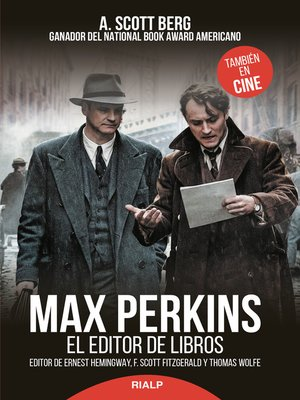 cover image of Max Perkins