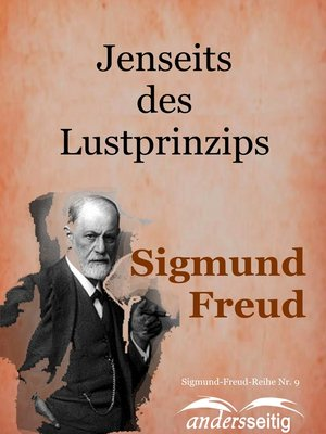 cover image of Jenseits des Lustprinzips