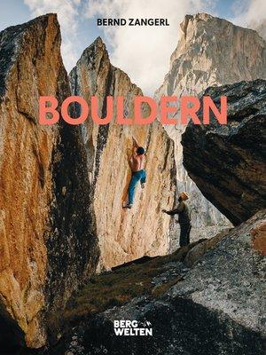 cover image of Bouldern