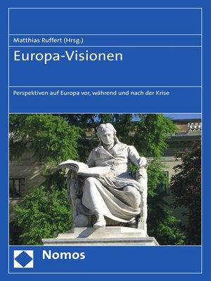 cover image of Europa-Visionen