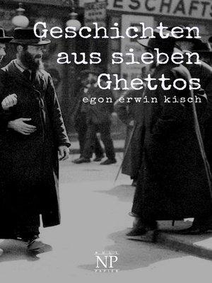 cover image of Geschichten aus sieben Ghettos