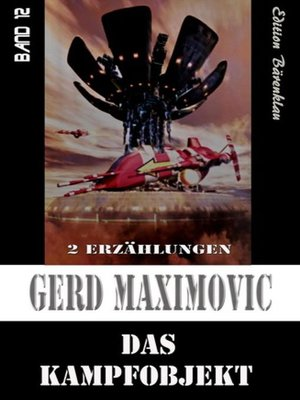 cover image of Das Kampfobjekt