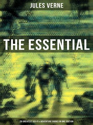 cover image of The Essential Jules Verne