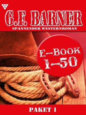 cover image of G.F. Barner 1 – Western