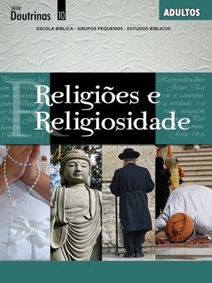 cover image of Religiões e Religiosidade--Guia