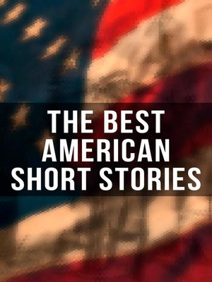 cover image of The Best American Short Stories