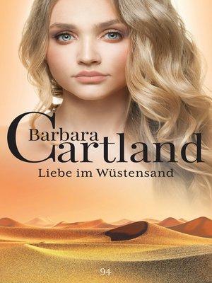 cover image of Liebe im Wüstensand