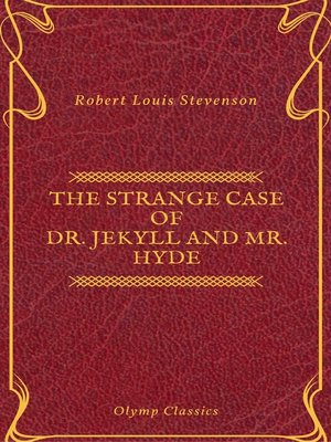 cover image of The Strange Case of Dr. Jekyll and Mr. Hyde  ( Olymp Classics )