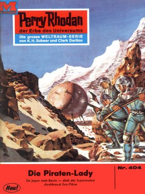 cover image of Perry Rhodan 404