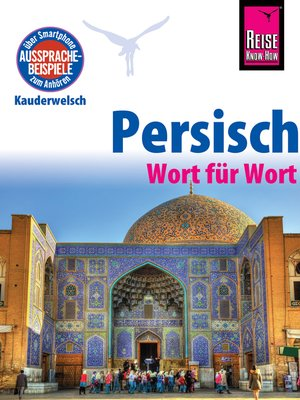 cover image of Reise Know-How Sprachführer Persisch (Farsi)