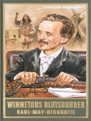 cover image of Winnetous Blutsbruder