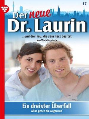 cover image of Der neue Dr. Laurin 17 – Arztroman