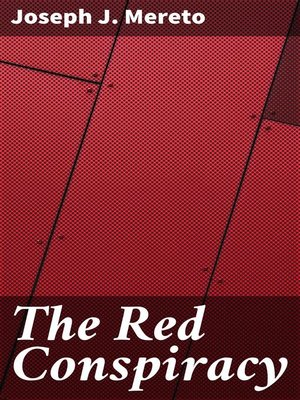 cover image of The Red Conspiracy