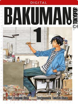 cover image of Bakuman. 01
