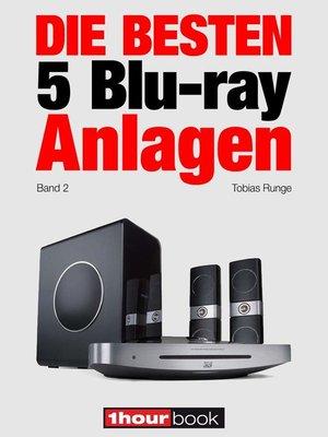 cover image of Die besten 5 Blu-ray-Anlagen (Band 2)