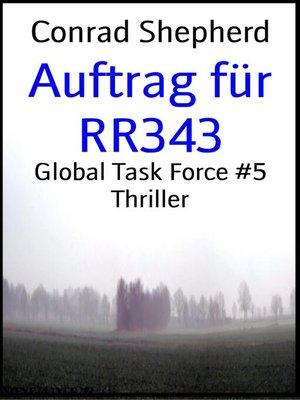 cover image of Auftrag für RR343