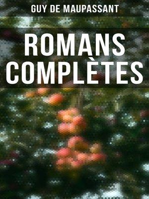 cover image of Romans Complètes