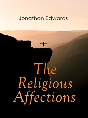 cover image of The Religious Affections