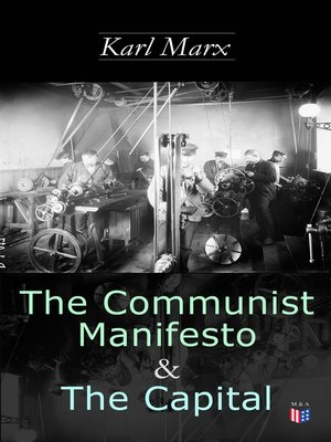 cover image of The Communist Manifesto & the Capital