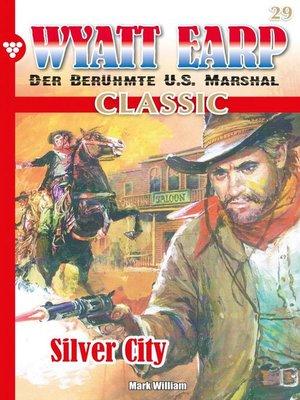 cover image of Wyatt Earp Classic 29 – Western