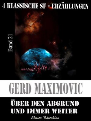 cover image of Über den Abgrund und immer weiter