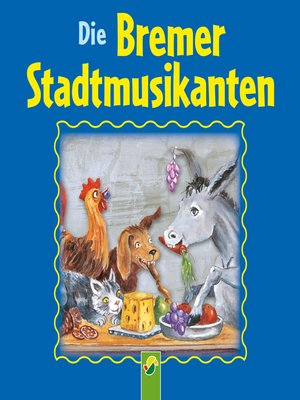 cover image of Die Bremer Stadtmusikanten