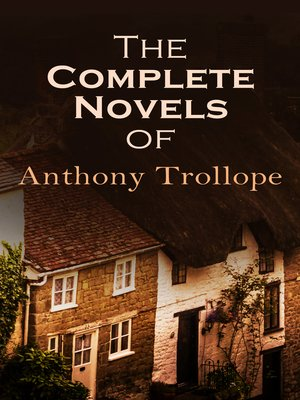 cover image of The Complete Novels of Anthony Trollope
