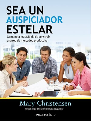cover image of Sea un auspiciador estelar