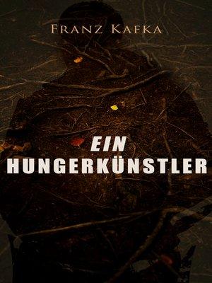 cover image of Ein Hungerkünstler