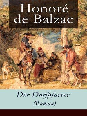 cover image of Der Dorfpfarrer (Roman)