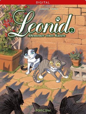 cover image of Leonid--Abenteuer eines Katers 02