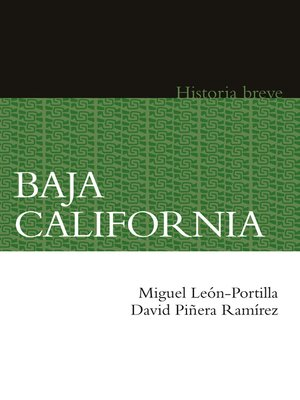 cover image of Baja California