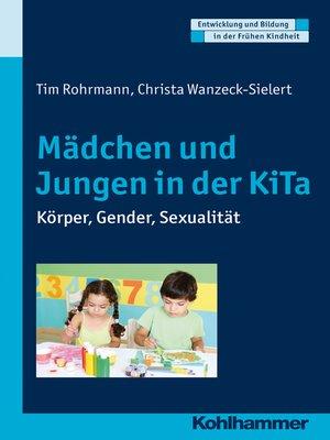 cover image of Mädchen und Jungen in der KiTa