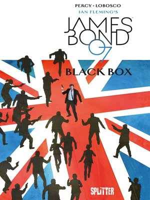 cover image of James Bond 007. Band 5