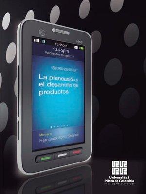 cover image of La Planeación y el desarrollo de productos