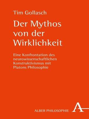 cover image of Der Mythos von der Wirklichkeit