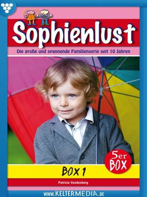cover image of Sophienlust Box 1 – Familienroman