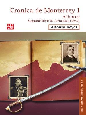 cover image of Crónica de Monterrey