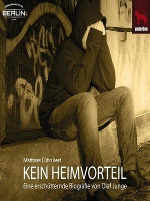 cover image of Kein Heimvorteil