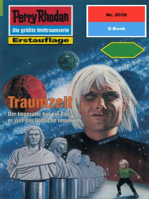 cover image of Perry Rhodan 2039